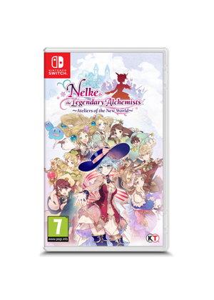 Nelke & the Legendary Alchemists: Ateliers of the New World (Nintendo Switch) - £17.84 @ Base.com