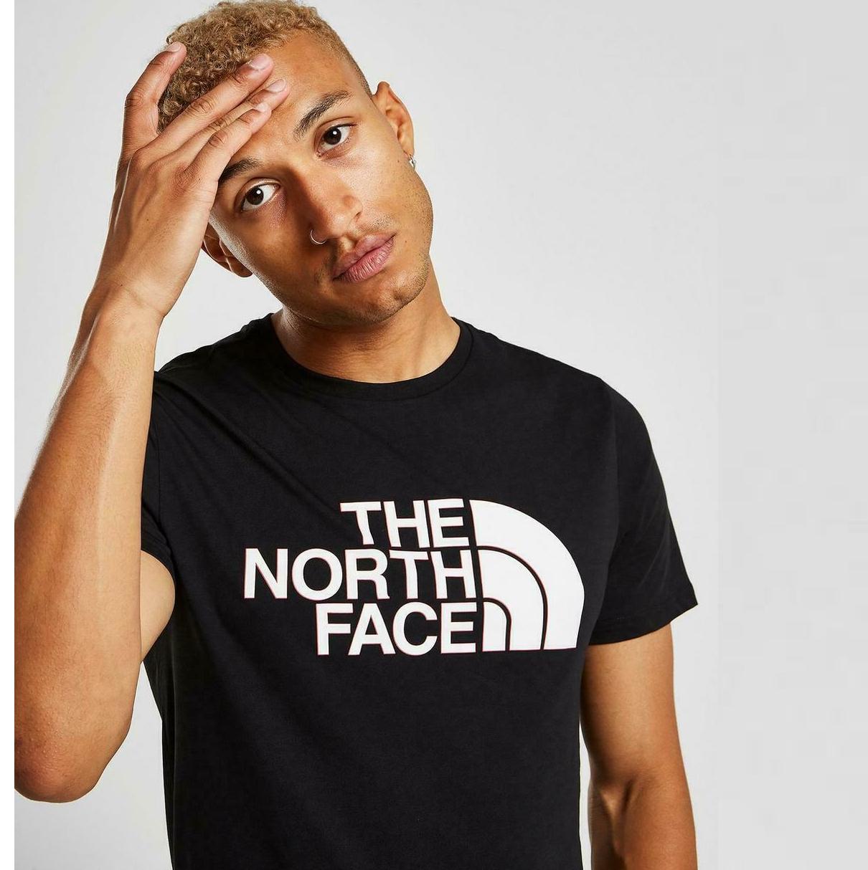 The North Face Short Sleeve Outline Logo T-Shirt £15.08 delivered @ eBay / JD Outlet