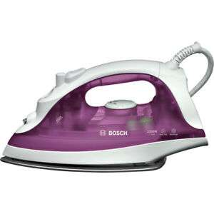Bosch TDA2329GB Iron 2200 Watt White / Purple AO eBay Free Delivery - £19