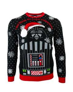 Star Wars I am Your Father Christmas Jumper £17.49 Delivered with code @ Geekstore