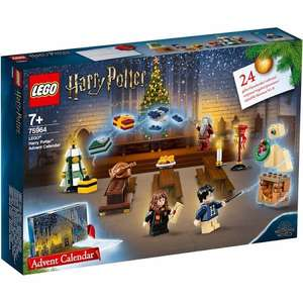 Harry Potter Lego advent calendar 75964 - £9.75 instore @ Sainsbury's (Bognor)