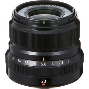 Fujifilm 23mm F2 R XF WR X Mount Lens: Black CC1532 £325 ebay / cameracentreuk