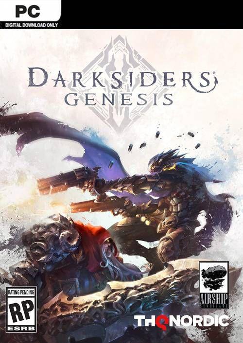 Darksiders Genesis £16.99 steam at cdkeys