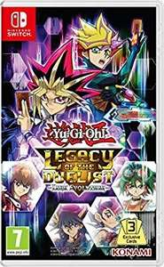 Yu-Gi-Oh Legacy of the Duelist Nintendo Switch £24.84 Base.com