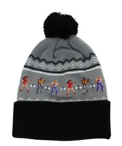 4 SEGA Beanie Hats - Includes Streets of Rage and Tails - £4.99 each, delivered @ Sega Shop