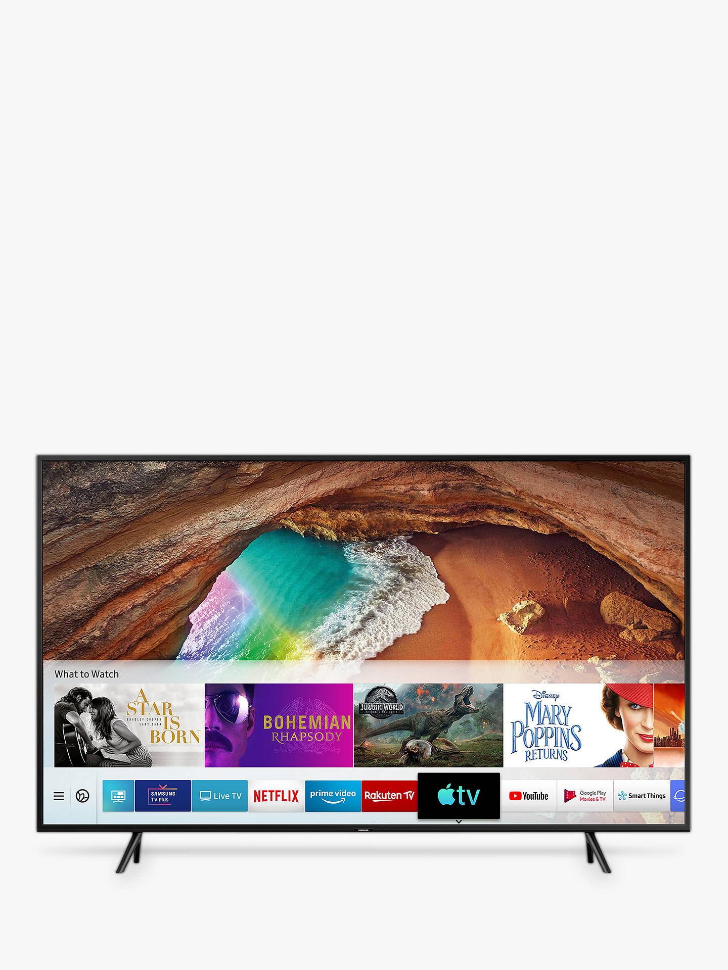 Samsung QE82Q60R QLED HDR 4K Smart TV £1,850 @ John Lewis & Partners Aberdeen