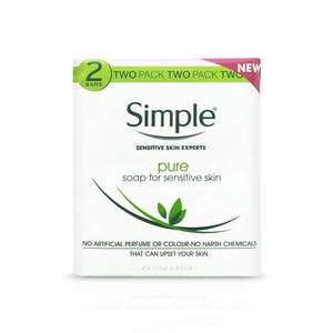 Simple soap any 2 for £1.50 instore @ Home bargains