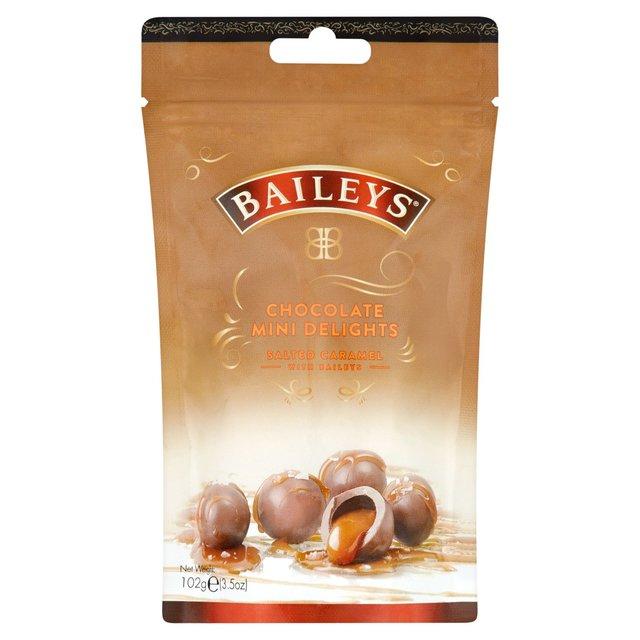 Baileys Chocolate Mini Delights Salted Caramel 102g £1.50 @ Morrisons