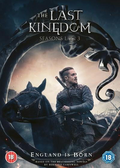 The Last Kingdom: Seasons 1, 2 & 3 (Box Set) [DVD] £20 at zoom