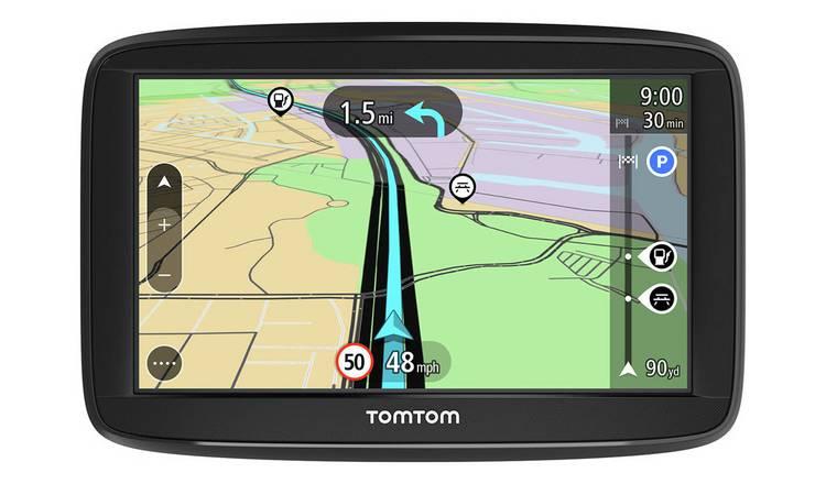 TomTom START 42 4.3 Inch Sat Nav Full Europe Lifetime Maps £69.99 @ Argos