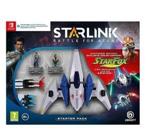 Starlink Starter Kit Nintendo Switch £10 @ AO.com + free Click and Collect