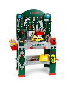 Bosch kids workstation less than half price - £59.99 + free Click and Collect @ Very