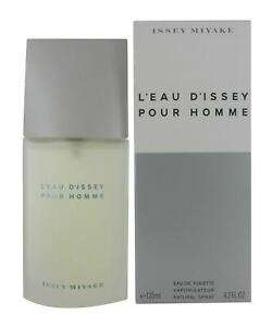 Issey Miyake L'Eau d'Issey Pour Homme 125ml Eau de Toilette Spray -£27.59 @ perfumeplusdirect / ebay with discount code