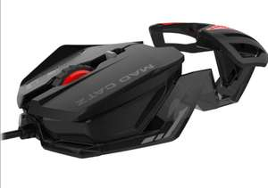Mad Catz RAT1 Wired Optical Gaming Mouse - Black £4.99 @ Amazon Prime / £9.48 Non Prime