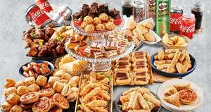 Party Food Bundle £15 at Iceland