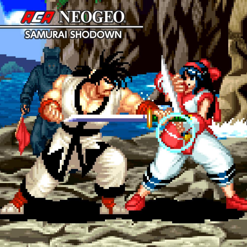 ACA Neo Geo Samurai Shodown 1-3 (Nintendo Switch) £3.14 each @ Nintendo eShop