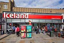 Get £10 off when you spend £40 at Iceland or The Food Warehouse (With purchase of Mirror Newspaper)