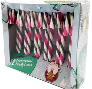 Candy canes 75p at Wilko