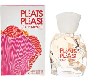 ISSEY MIYAKE Pleats Please EDT 50ml £14.99+£1.99 click and collect @ TK Maxx