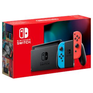 Nintendo Switch Console £279.99 @ Nintendo (£251.99 after 10% discount with Gamesradar code)