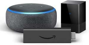 Fire TV Blaster bundle with Fire TV Stick 4K and Echo Dot (3rd generation) £86.98 at Amazon