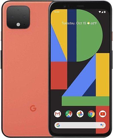 Google Pixel 4 64GB Orange, Black & White, EE B Condition £480 @ CEX