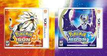 Pokemon Sun or Moon - Nintendo 3DS - £15 instore @ Asda Newmains Scotland