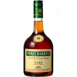 Three Barrels Brandy 0.7l £12.00 at Asda in store and online