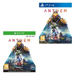[Xbox One/PS4] Anthem - £4.95 delivered @ The Game Collection