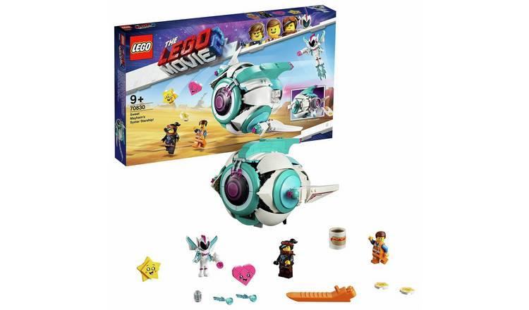 LEGO 70830 Movie 2 Sweet Mayhem's Systar Starship Toy £32 (Click & Collect) @ Argos