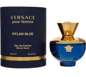 VERSACE Dylan Blue pour femme EDP 100ml £59.99 free click and collect @ TK Maxx