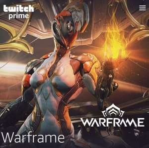 Warframe (Game) Free Drops at Twitch Store