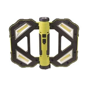 Hawk LED Work Light / Torch / Emergency Lamp - £16 @ Homebase (Free Collection)