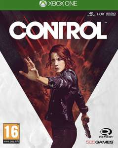 Control (Xbox one) £28.97 @ Currys