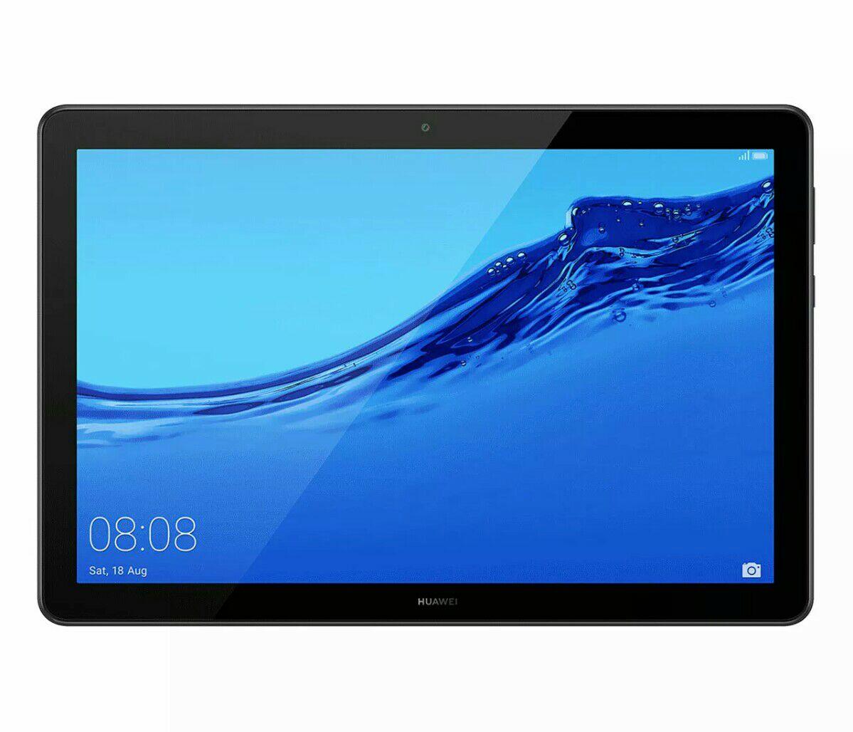 "New Huawei MediaPad T5 10.1"" Wifi Tablet, 3GB RAM, 32GB Storage - Black £119.99 @ ebay / laptopoutletdirect"