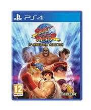 [PS4] Street Fighter 30th Anniversary Collection - £11.85 delivered @ Base