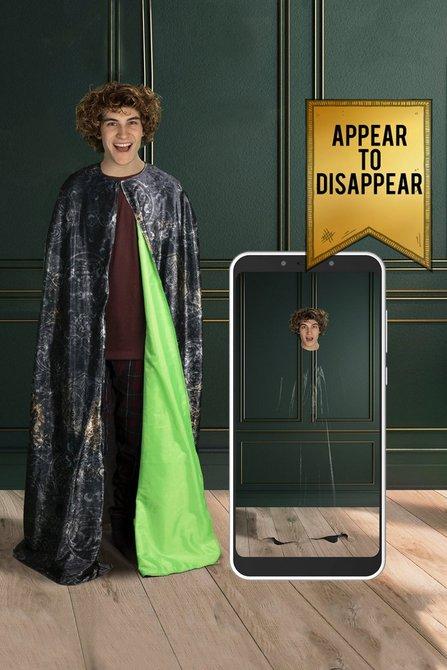 Harry Potter Invisibility Cloak £28.99 @ Studio
