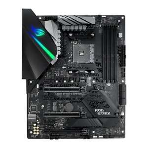 ASUS strix AMD B450-E + FREE Rog Gladius 2 mouse at Scan for £129.98