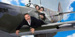 David Walliams's 'Grandpa's Great Escape' £13.50 and up at various venues around UK from Travelzoo