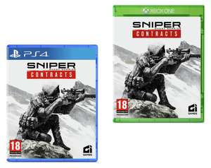Sniper Ghost Warrior Contracts (PS4 / Xbox One) - £26.99 @ Argos