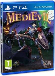 MediEvil [PS4] - PS Store Digital for £15.99