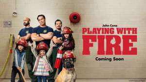 Free Family Film Playing with fire @ Odeon Covent garden London with Seeitfirst