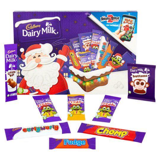 Cadbury Dairy Milk Freddo Selection Box 138G - £1 @Tesco (Cashback Available)