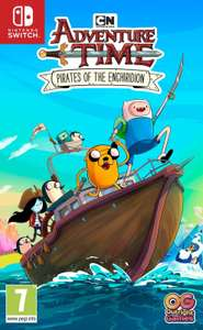 Adventure Time: Pirates of the Enchiridion (Nintendo Switch) New & Sealed UK PAL - £14.99 (14.62 with Quidco) delivered @ Boss Deals / eBay