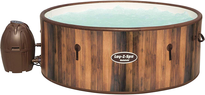 Lay-z-spa Helsinki 5-7 person hot tub - £549.99 @ Amazon