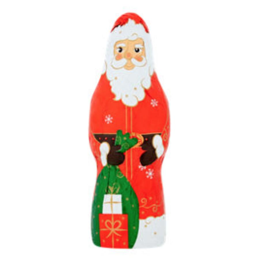Milk Chocolate Hollow Santa and Reindeer - 69p @ Asda