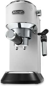 De'Longhi Dedica Style Pump Espresso, White @ Amazon for £89.99