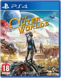 Outer Worlds PS4 £29.99 @ Amazon