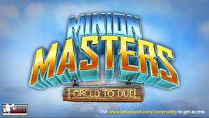 Minion Masters Free DLC - Crystal Conquest Was £11.39 now free @ Steam Store