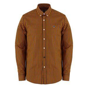 Martinez Gold/Navy Shirt - £25 / £28.95 delivered @ Weekend Offender